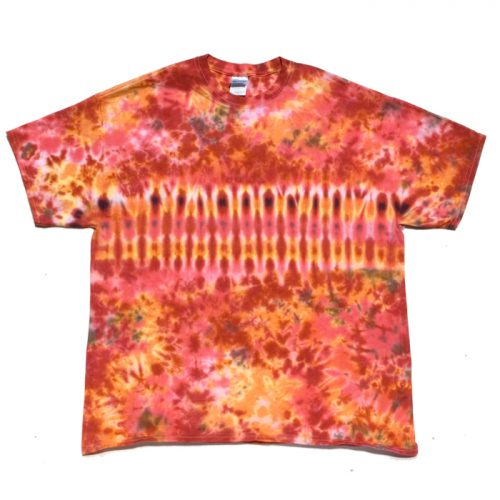 Morning Campfire Tie Dye XL