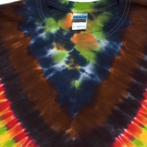 Forest Dancer Tie Dye T Shirt XL