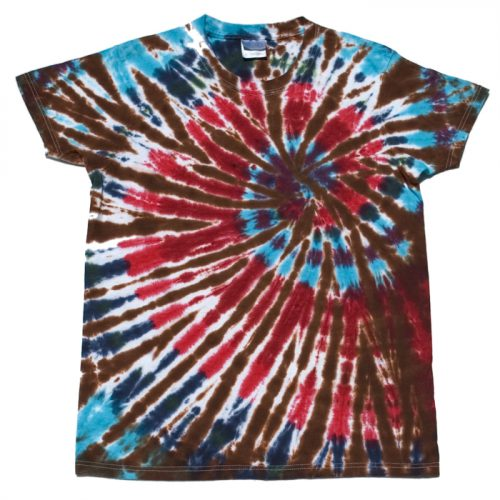Spiral Tie Dye Women's Small